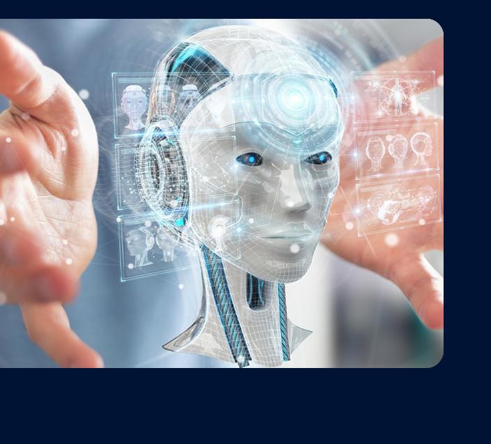 AI & machine Learning Image